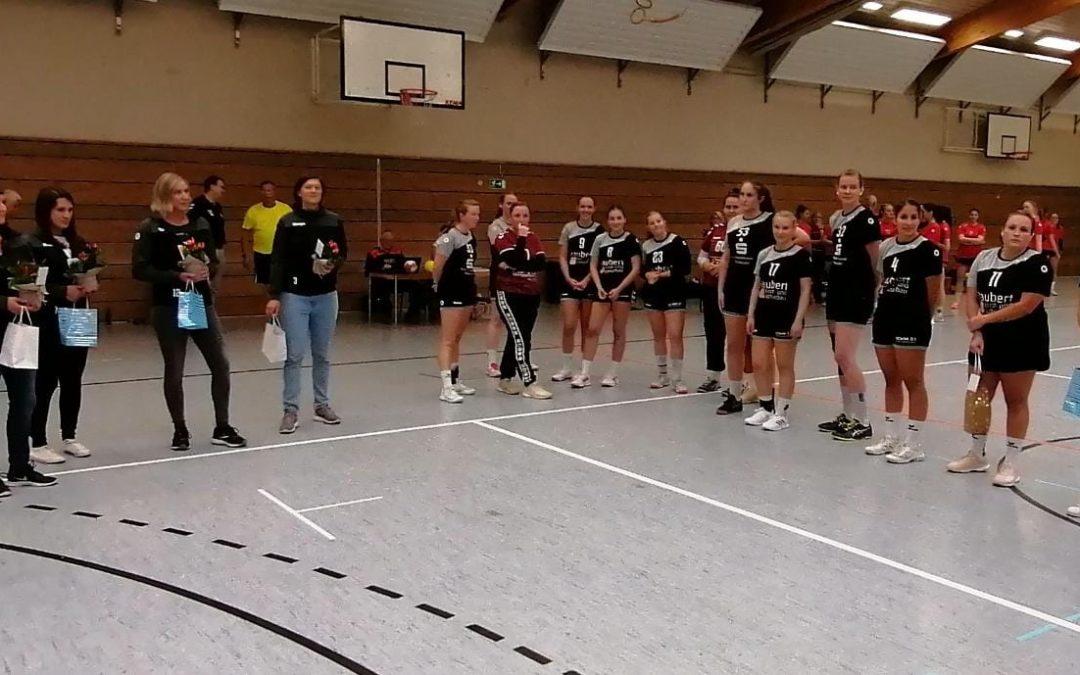 Erstes Heimspiel der Handballerinnen am 26.09.2021